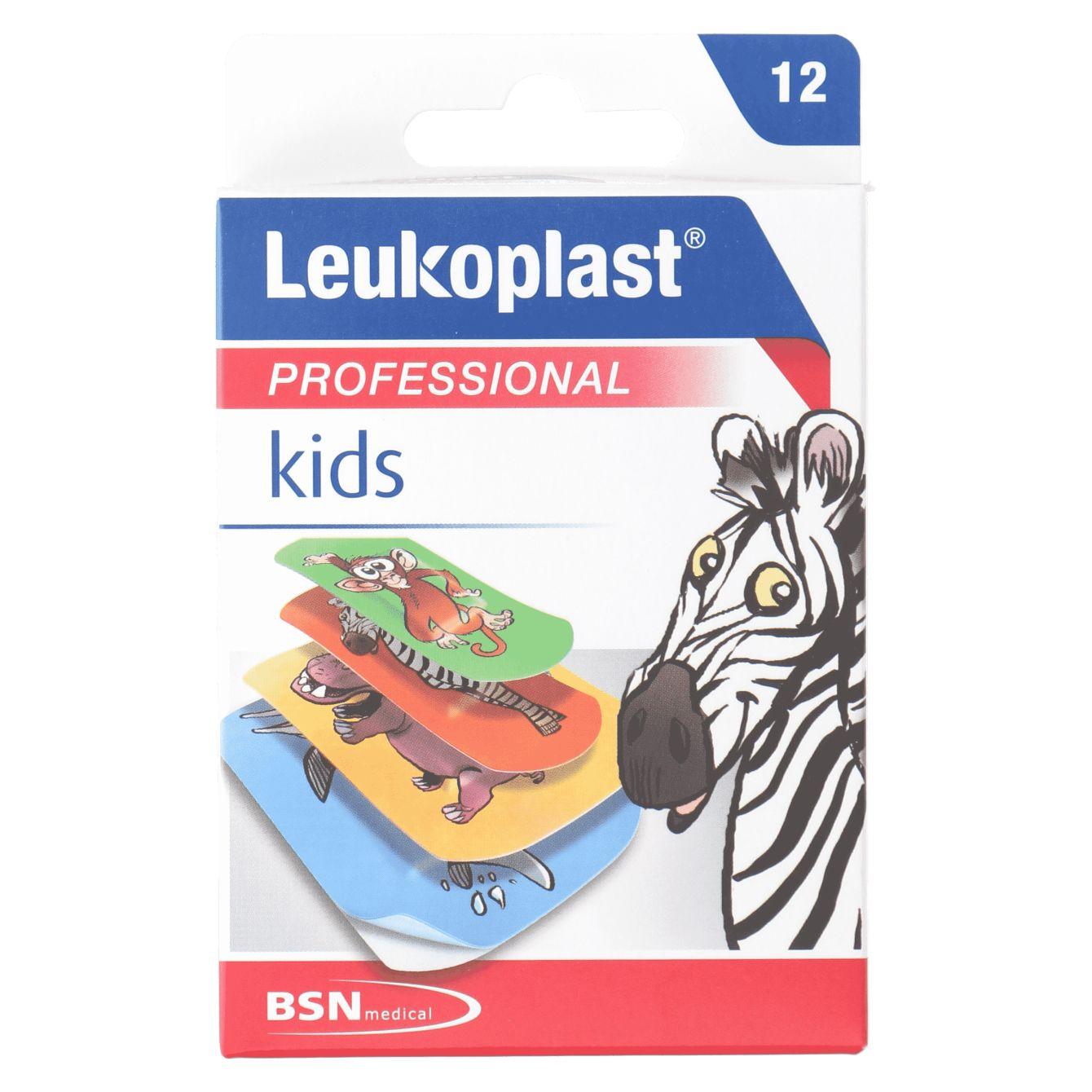 Leukoplast Professional Kids Pleisters 12 Stuks