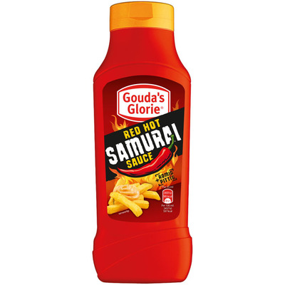 Gouda's Glorie Red hot samurai