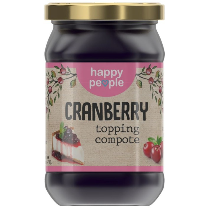 Healthy People Cranberry compote