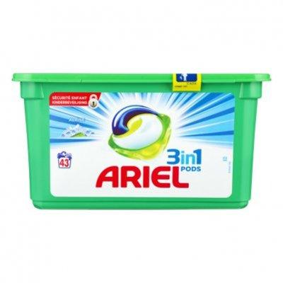 Ariel Pods alpine wasmiddelcapsules