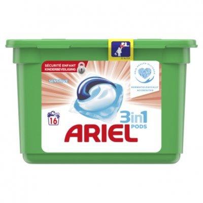 Ariel Pods sensitive