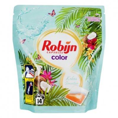 Robijn Wasmiddel capsules kokos sensation