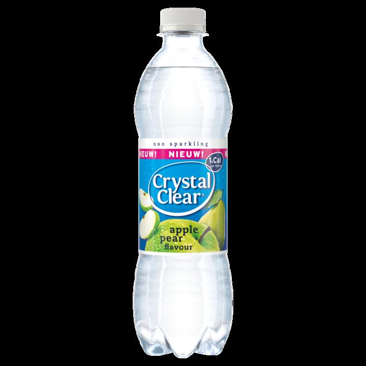 Crystal Clear Apple Pear Flavour