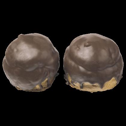 Huismerk Chocobollen