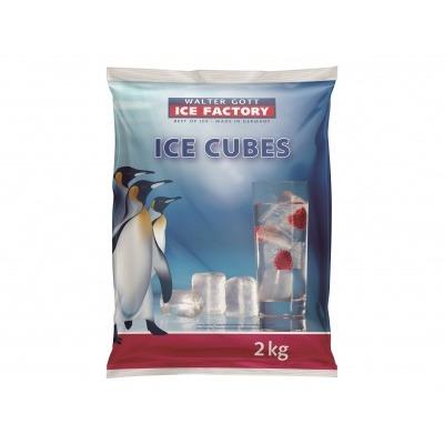 Walter got Ice cubes