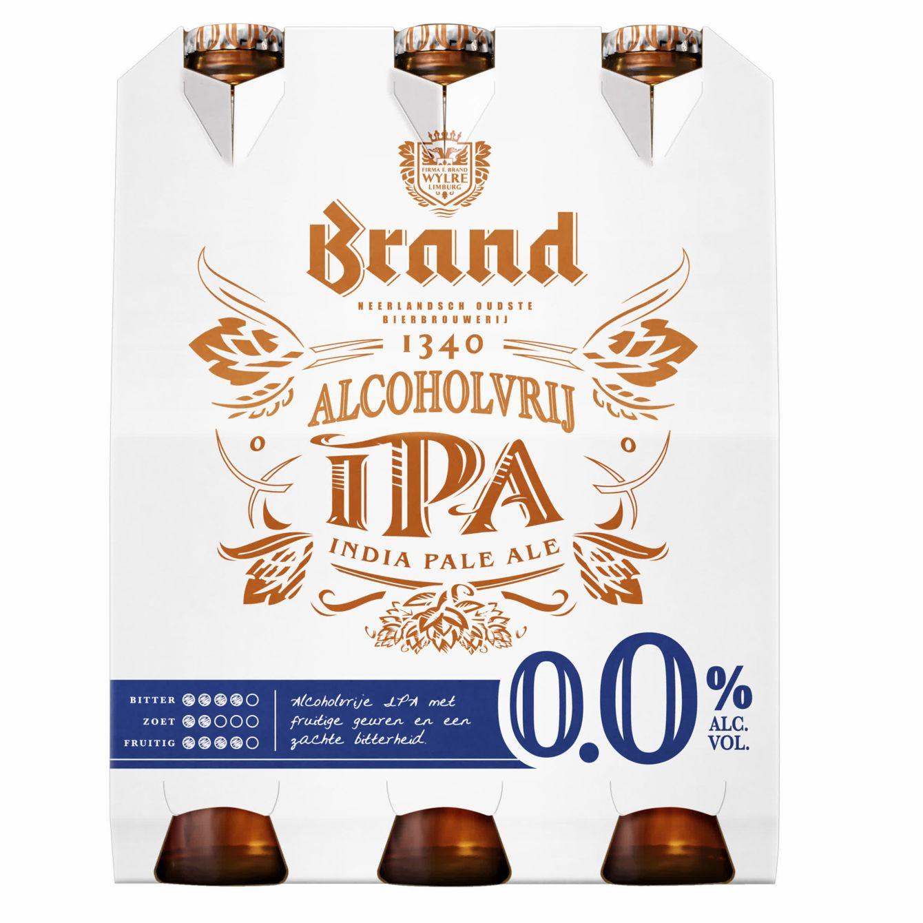 Brand Ipa 0% Fles 6 X 30 Cl