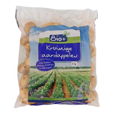 Bio+ Kruimige aardappelen biologisch
