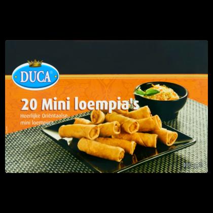 Duca Mini loempia's