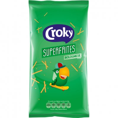 Croky Superfrites bolognese
