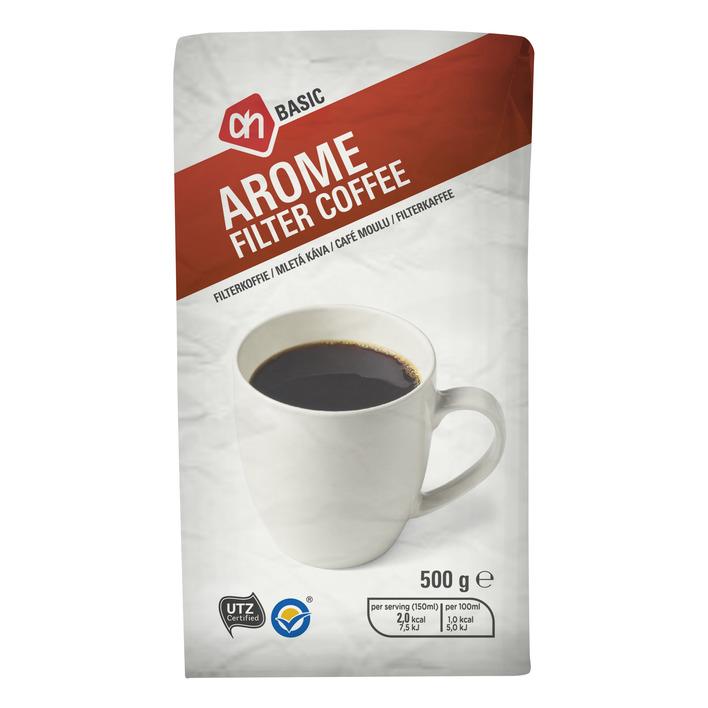 Budget Huismerk Arome filterkoffie