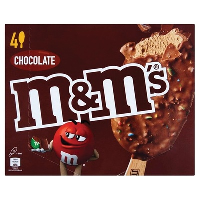M&M'S choclate icestick