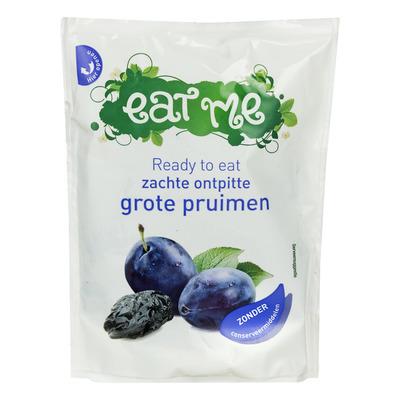 Eat Me Gewelde gedroogde pruimen zonder pit