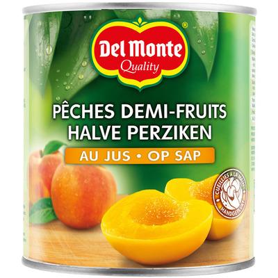 Del Monte Halve perziken op sap