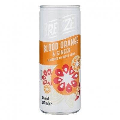 Bacardi Breezer blood orange & ginger