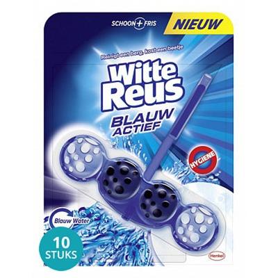 Witte Reus Blauw active