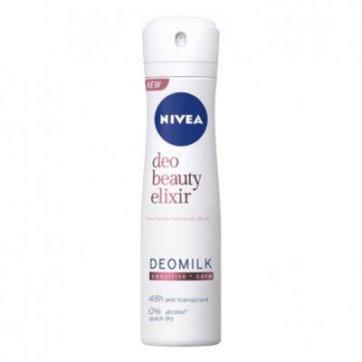 Nivea Deo beauty elixir deomilk spray