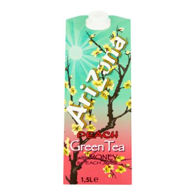 Arizona Green tea peach
