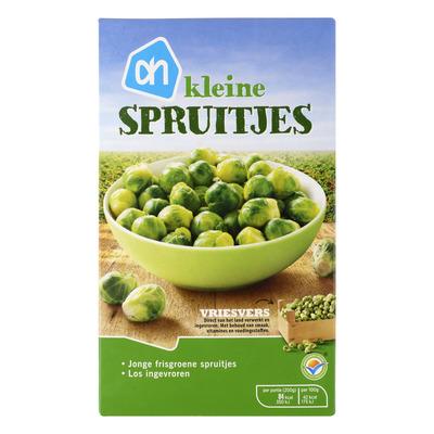 Huismerk Spruitjes