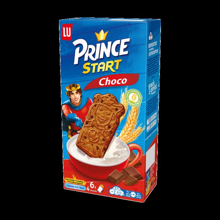 LU Prince Start Choco 24 Stuks