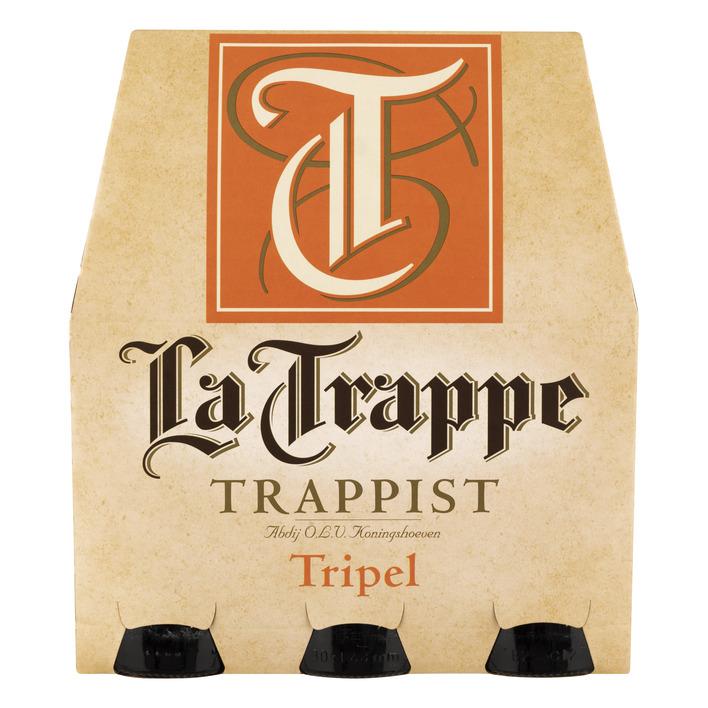 La Trappe Tripel trappist