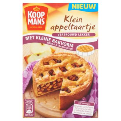 Koopmans Klein appeltaartje