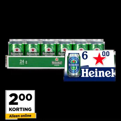 Heineken Pakket