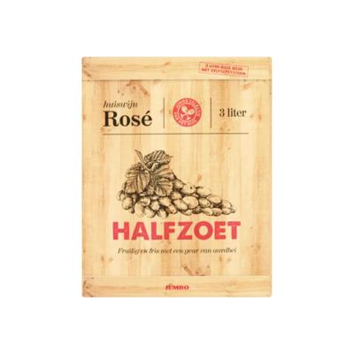 Selection Halfzoet Rosé
