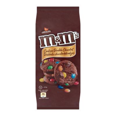 M&M's Dubbele-Chocoladekoekjes