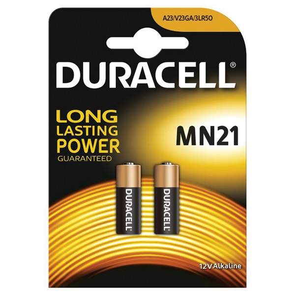 Duracell plus power batterij alkaline MN21