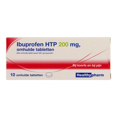 HTP Huismerk Ibuprofen Sv 200Mg