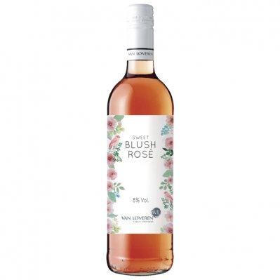 Van Loveren Low Alcohol Blush sweet rosé