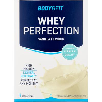 Body&Fit Whey perfection vanilla