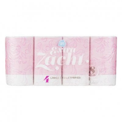 AH 4 laags toiletpapier