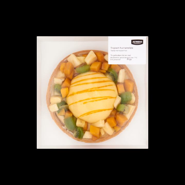 Huismerk Tropisch Fruit Tartellete