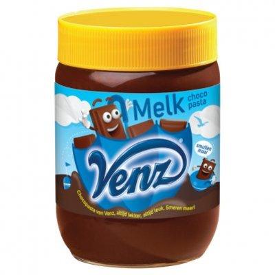 Venz Chocoladepasta Melk