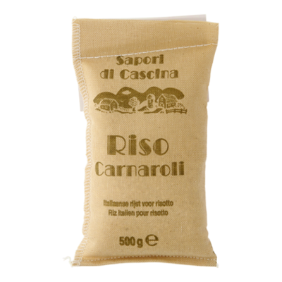 Sapori di Cascina Risotto carnaroli in jute zak