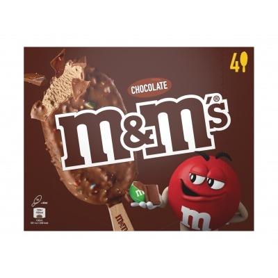 M&M's IJs choco
