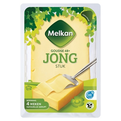 Huismerk stuk kaas jong 48+