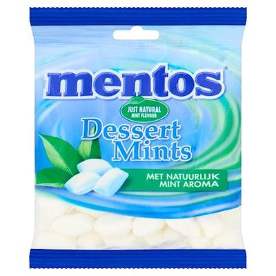 Mentos dessert mints 220 gram