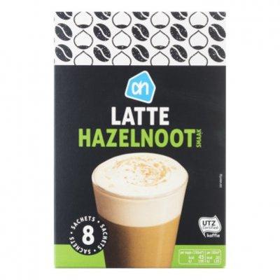 AH Latte hazelnut