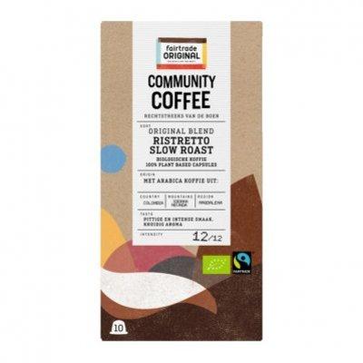 Fairtrade Original Espresso ristretto
