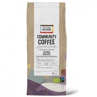 Fairtrade Original Dark roasted snf