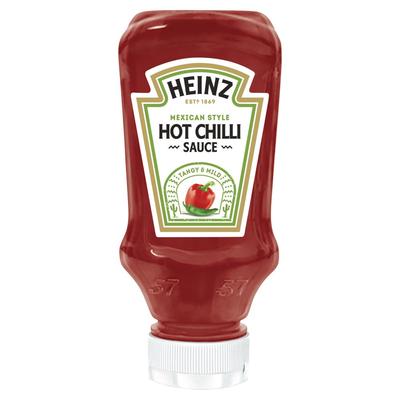 Heinz Hot Chilli Sauce 245 g