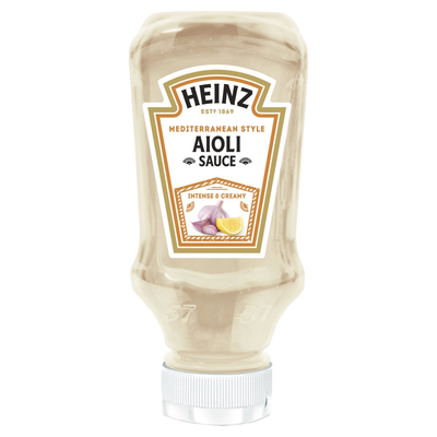 Heinz Aioli Sauce 215 g