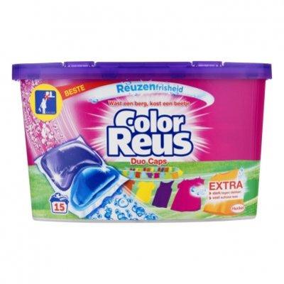 Color Reus Color reus duo-caps wascapsules