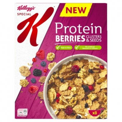 Kellogg's Special k protein berries