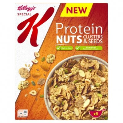 Kellogg's Special k protein nuts & seeds