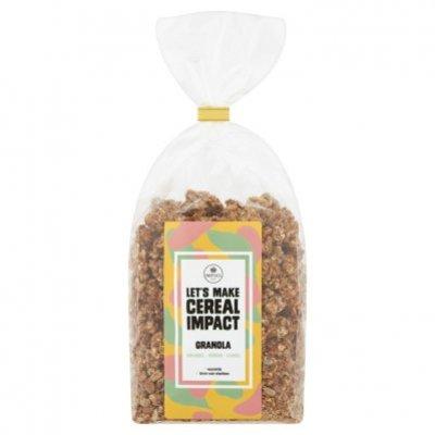 Instock Granola, amandel, kaneel, honing