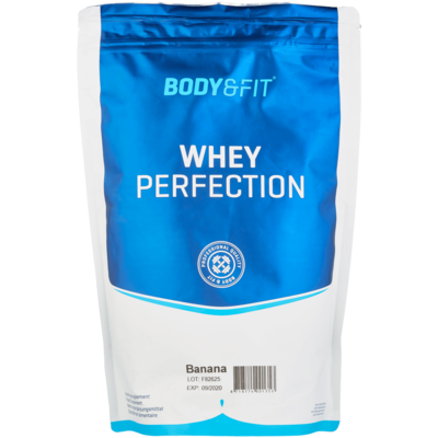Body&Fit Whey perfection banana