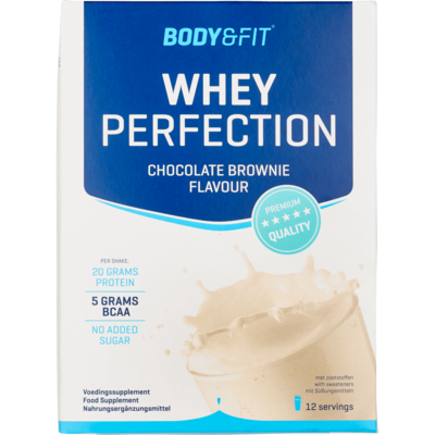 Body&Fit Whey perfection choc brownie